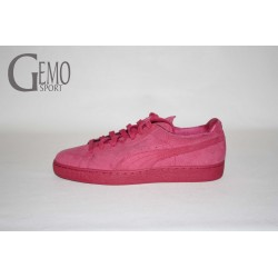 Puma Suede Classic+Colored Wns  rose red-rose-red