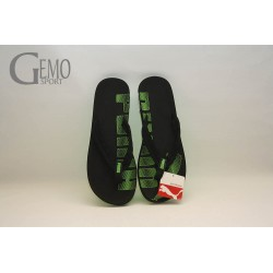 Puma Epic Flip  black-Fluo green
