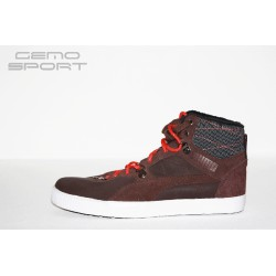 Puma Tipton Winter chocolate-cherry tomato