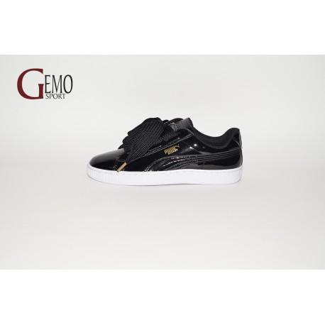 Puma Basket Heart Patent Wns  dámska vychádzková obuv