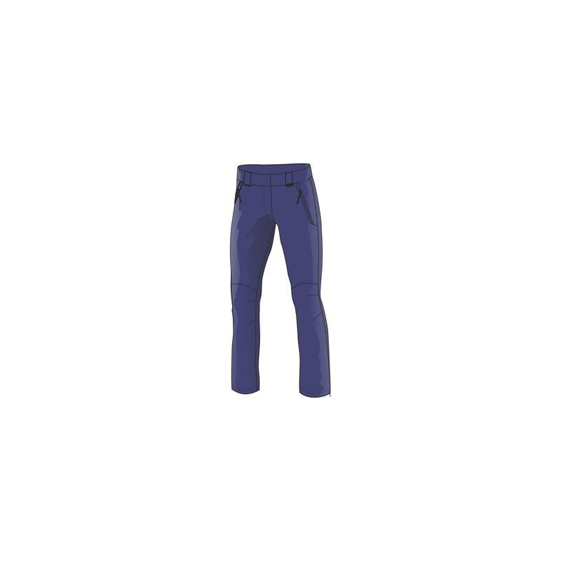 934ce8745c3a NORTHFINDER dámské nohavice technické softshellové 3L SANIYAH - Gemo ...