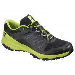 39fd5d4728336 Salomon XA DISCOVERY Black/Lime Green/Magnet. Bežecká obuv ...